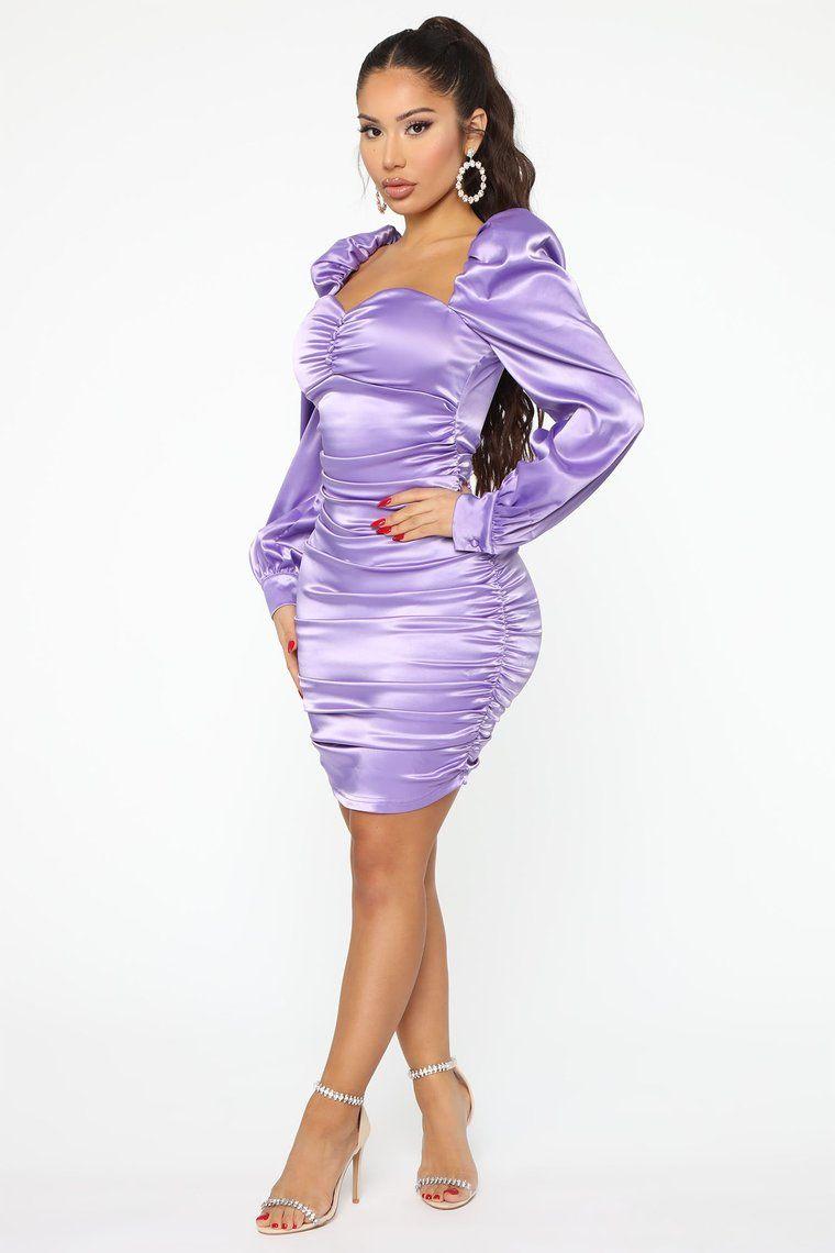 Make It Fashion Satin Mini Dress Purple Dresses Fashion Nova Purple Mini Dresses Red Mini Dress Mini Dress [ 1140 x 760 Pixel ]