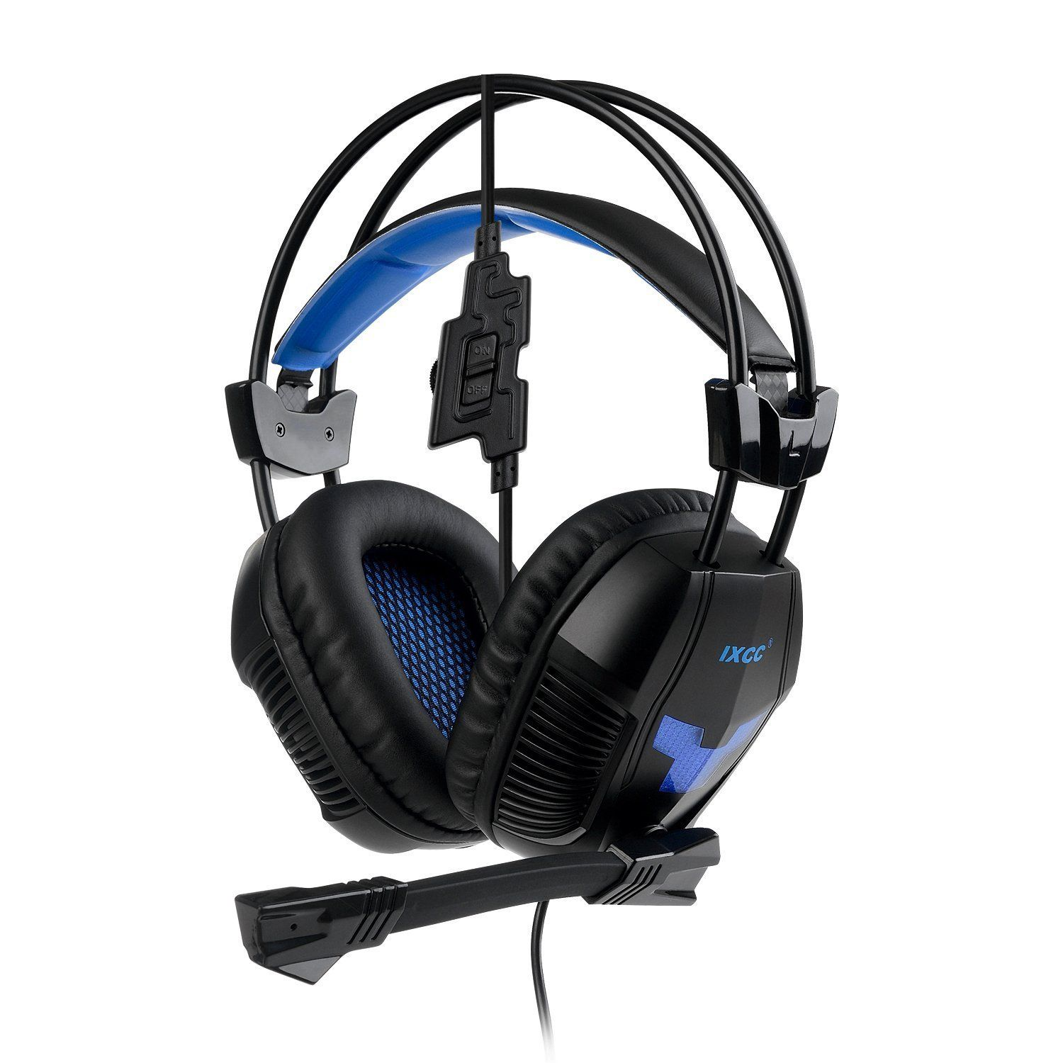 iXCC Howler Gaming Headset Headphone with In