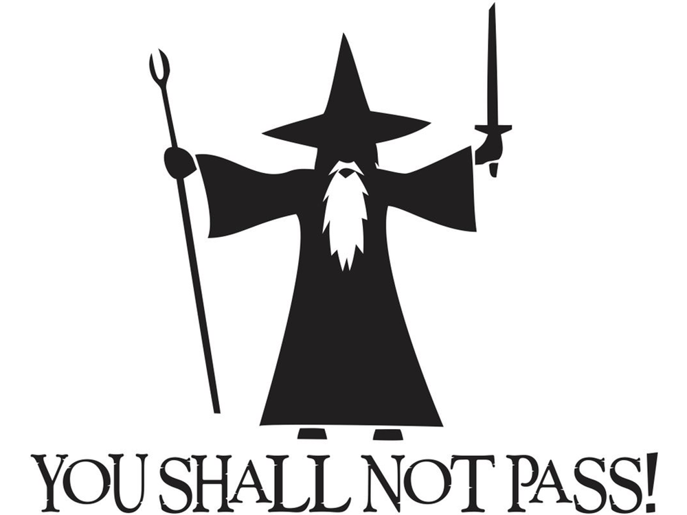 Gandalf You Shall Not Pass Wallpaper Google Search For Phil