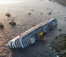 Italian cruise ship, Costa Concordia, containing 4229 people are currently sailing to Barcelona when aground hit a reef in Tuscan, Italy. Among that number, 1,000 people a boat crew. The majority of the crew were from Asia. Reuters on Sunday (1/15/2012) reports, the passengers said most ship crews coming from Asia, only a few can speak Italian. They are slow in responding to disasters and evacuations so angered passengers.