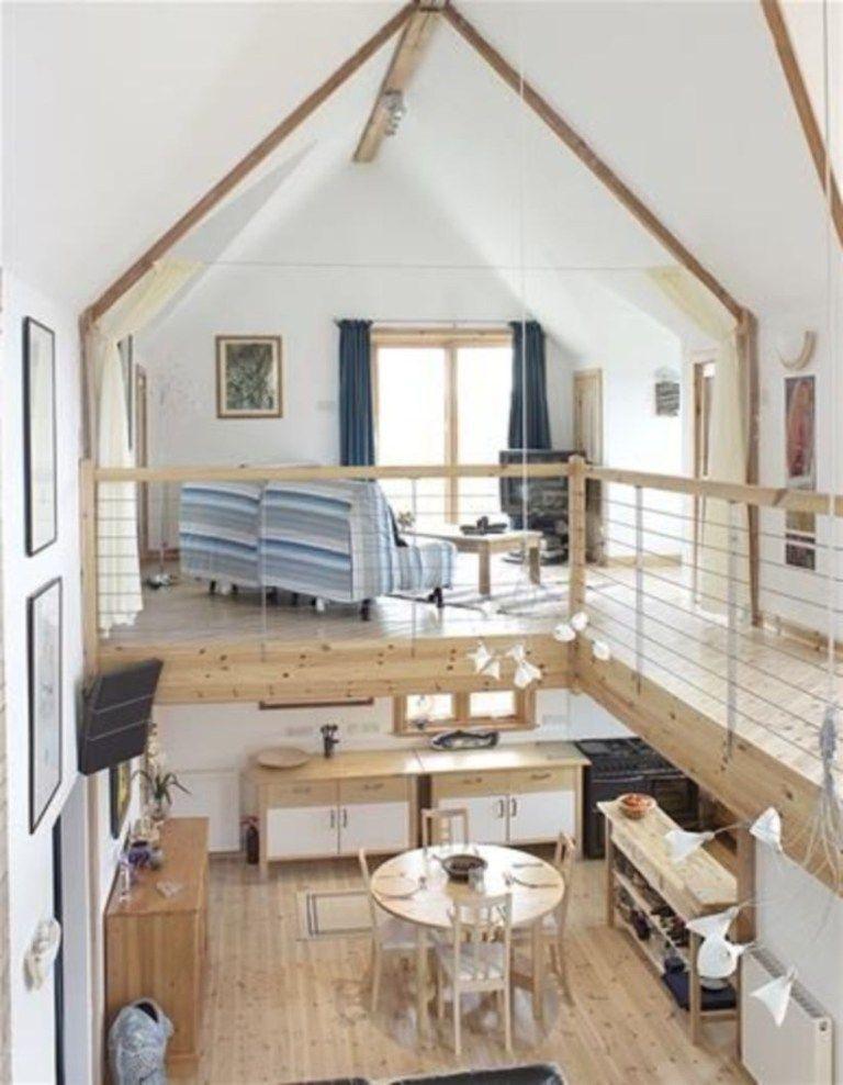 Brilliant diy tiny house this year decorhead loft also minimal interior design inspiration home pinterest apartment rh