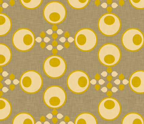 Pleasure and Straw collection - Spoonflower