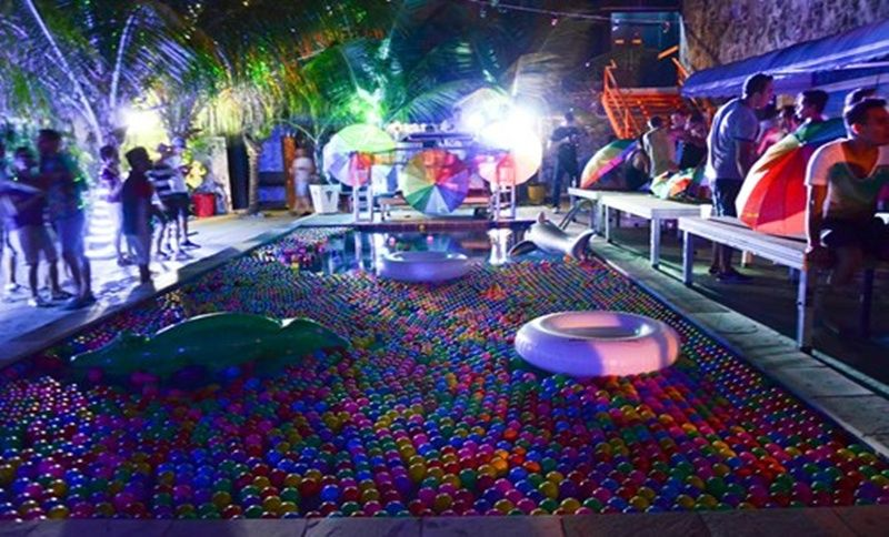 Suficiente Festa na Piscina, Festa Neon, Pool Party | festa! | Pinterest  KO52
