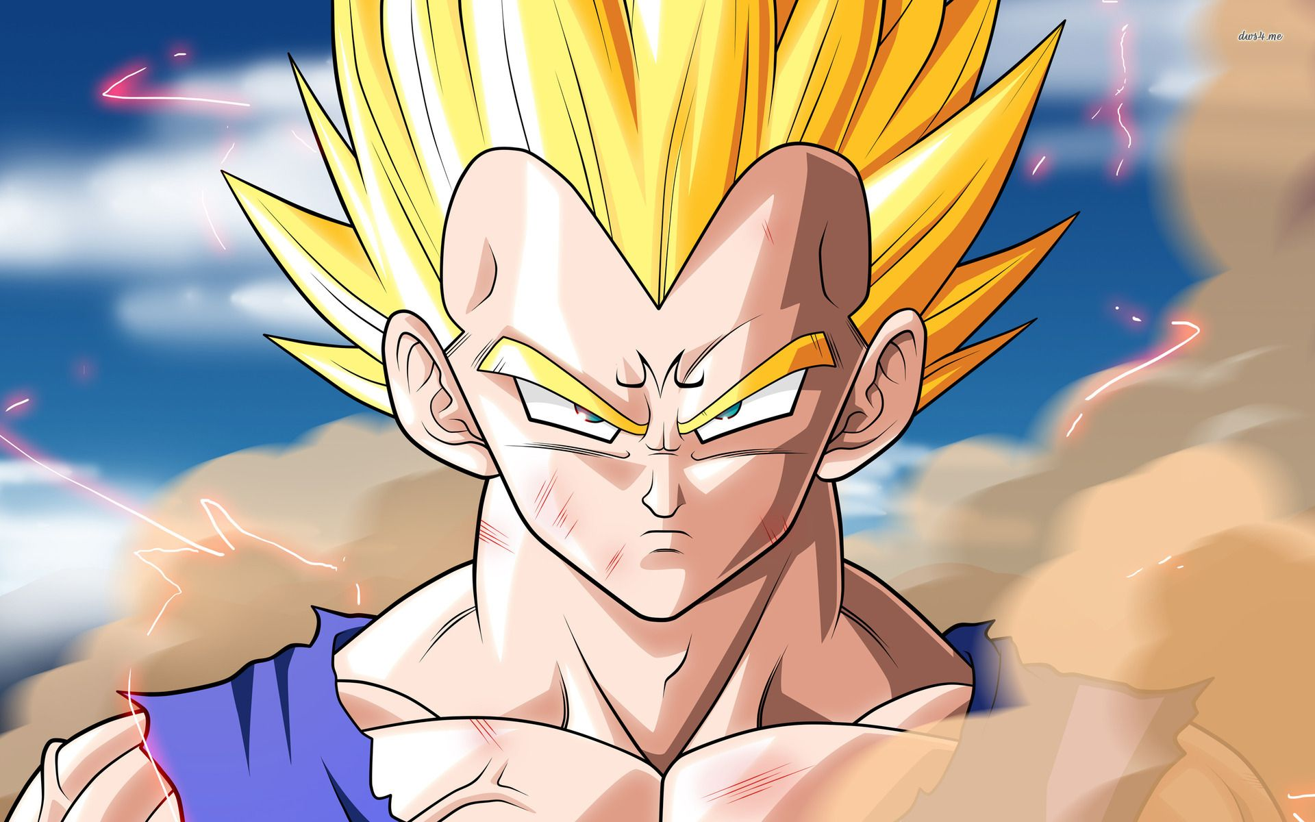 dragon ball z vegeta wallpapers high quality download free | hd