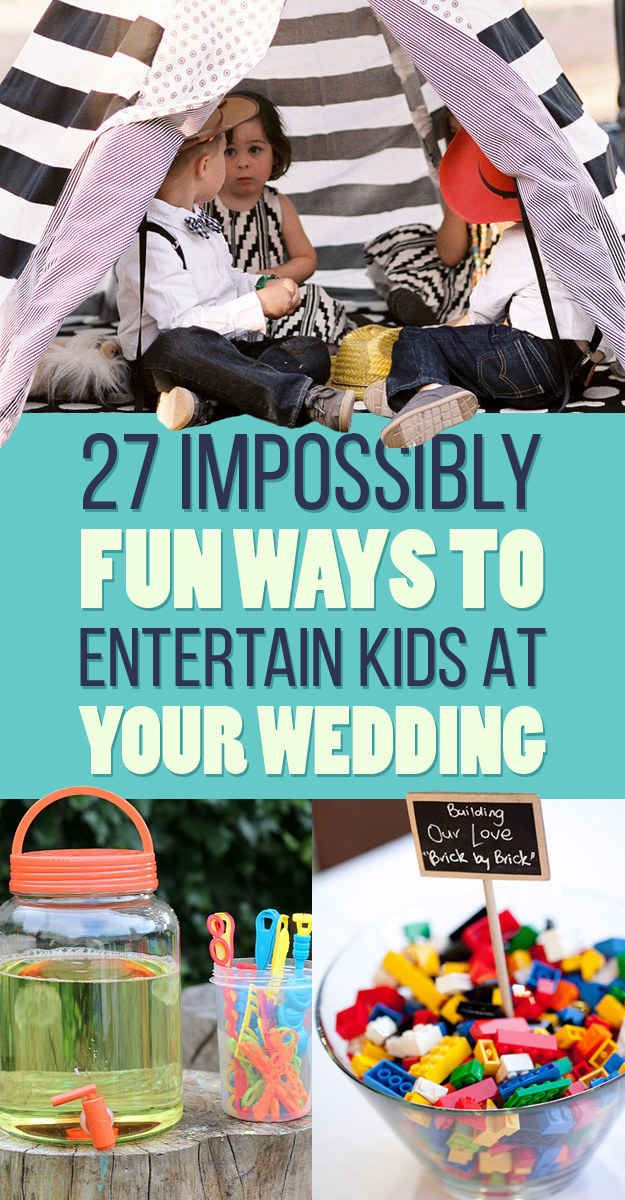 fun ways to get married