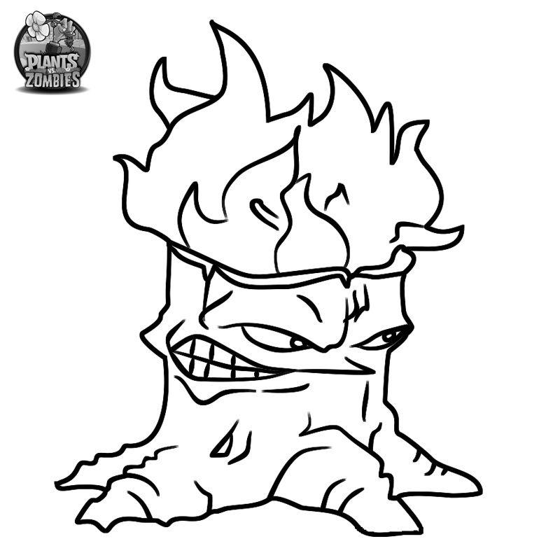 Cb Plants Vs Zombies Dibujos Libros Para Pintar Plantas Vs Zombies