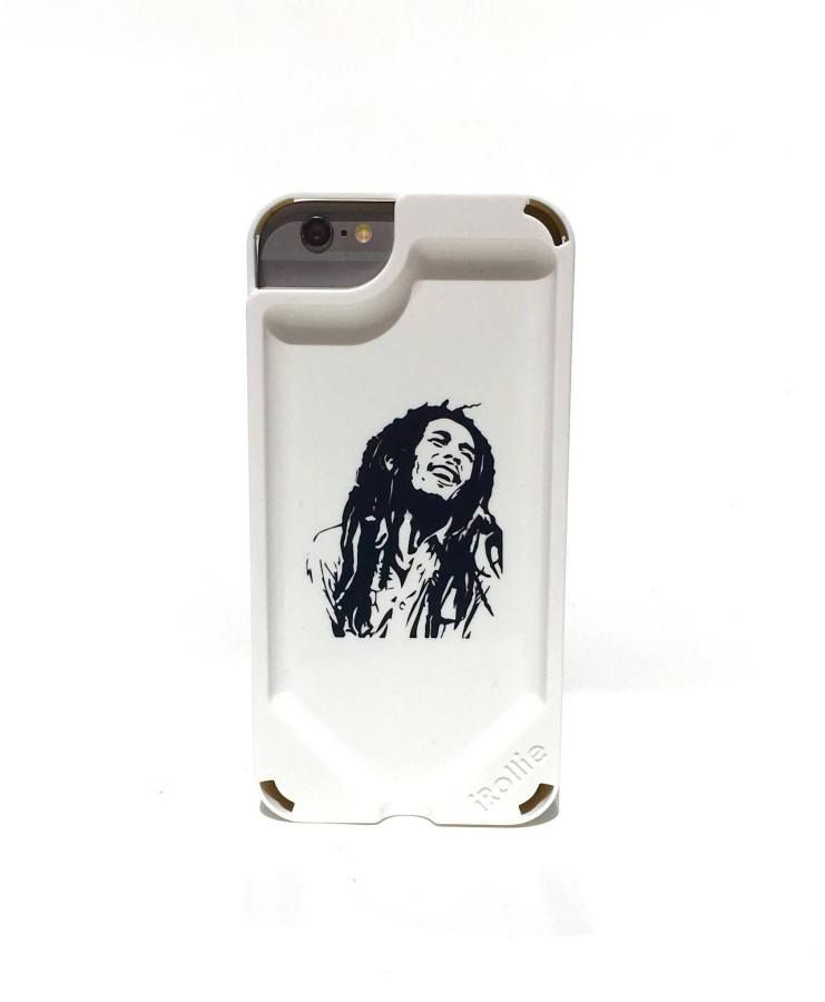 new arrival 14be0 b594a rasta rolling tray | phone case | iRollie | Bod Marley | Want x