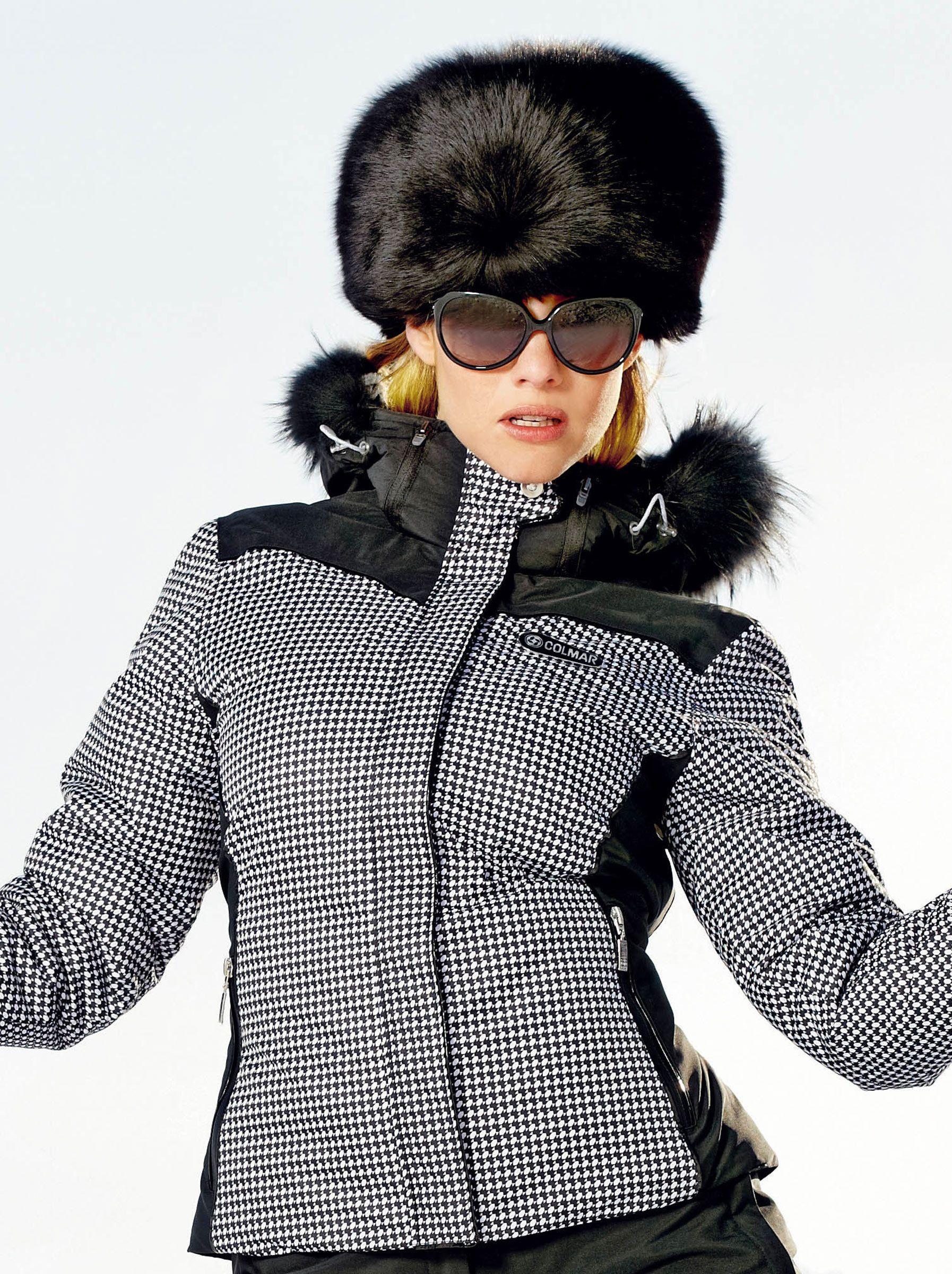 Colmar Cevina Ski Jacket for Women. European  ski  fashion for  women. 029f404ac