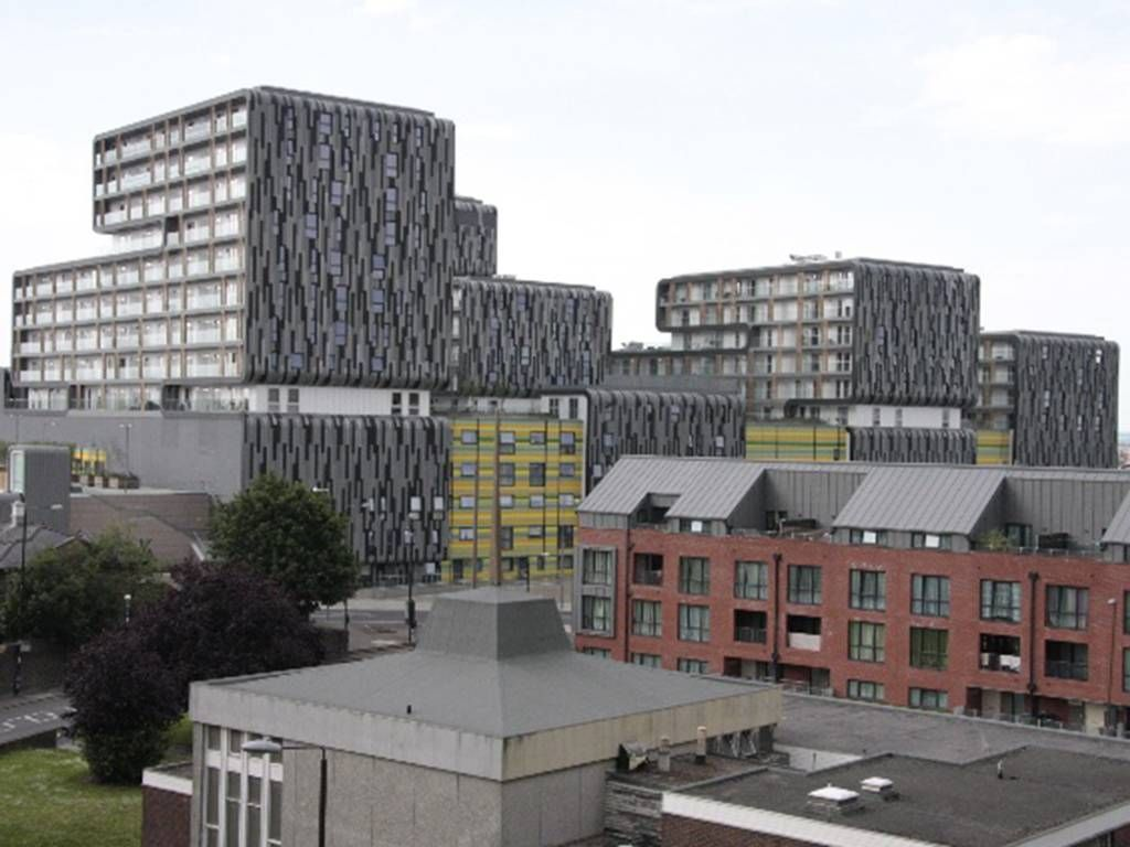 Woolwich Central by Sheppard Robson. Carbuncle Cup 2014: London's Woolwich Central named worst new building of the year