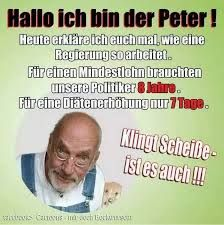 Bildergebnis Fur Das Findet Sogar Der Peter Lustig