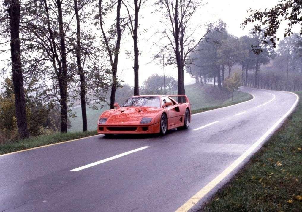 """Résultat de recherche d'images pour """"Ferrari F40"""