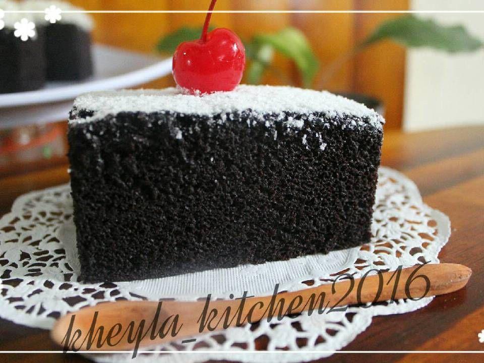 Resep Eggless Cake Coklat Sangat Moist Lembut Tanpa Telur Tanpa Mix Oleh Kheyla S Kitchen Resep Makanan Coklat Cupcake