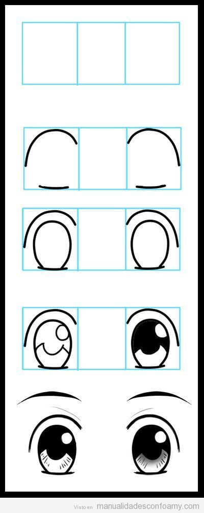 He aqu un tutorial paso a paso para aprender a dibujar paso a