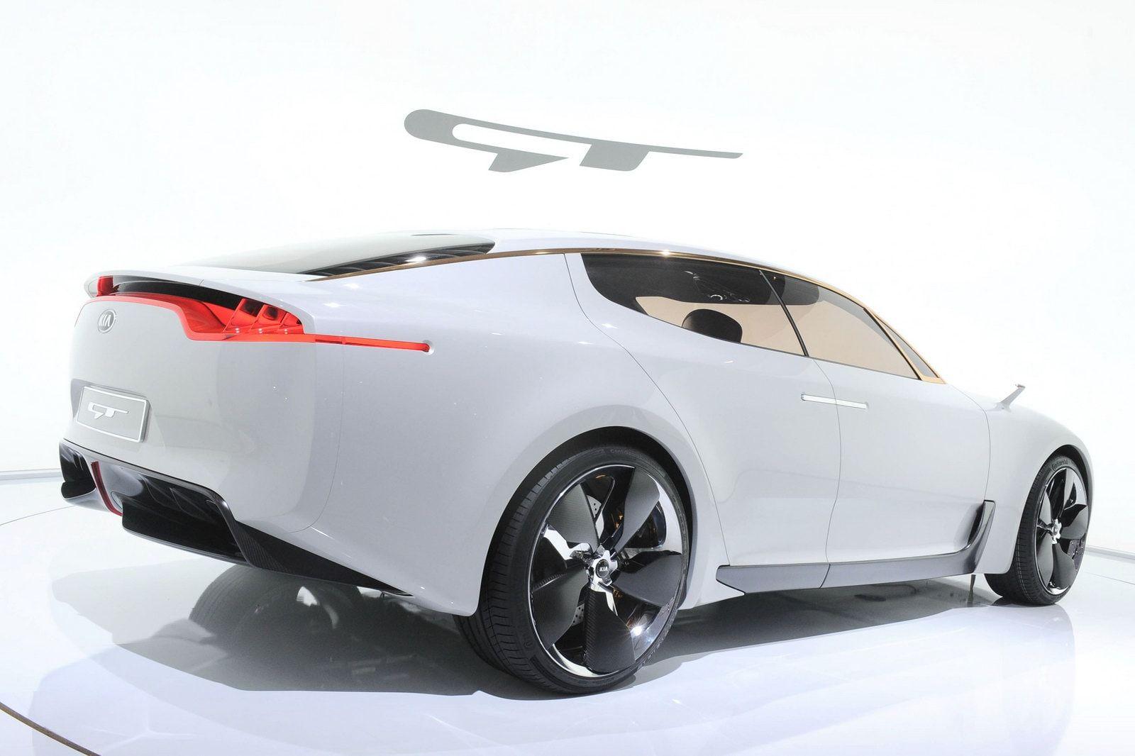 Kia stinger gt concept kia conceptcar gt