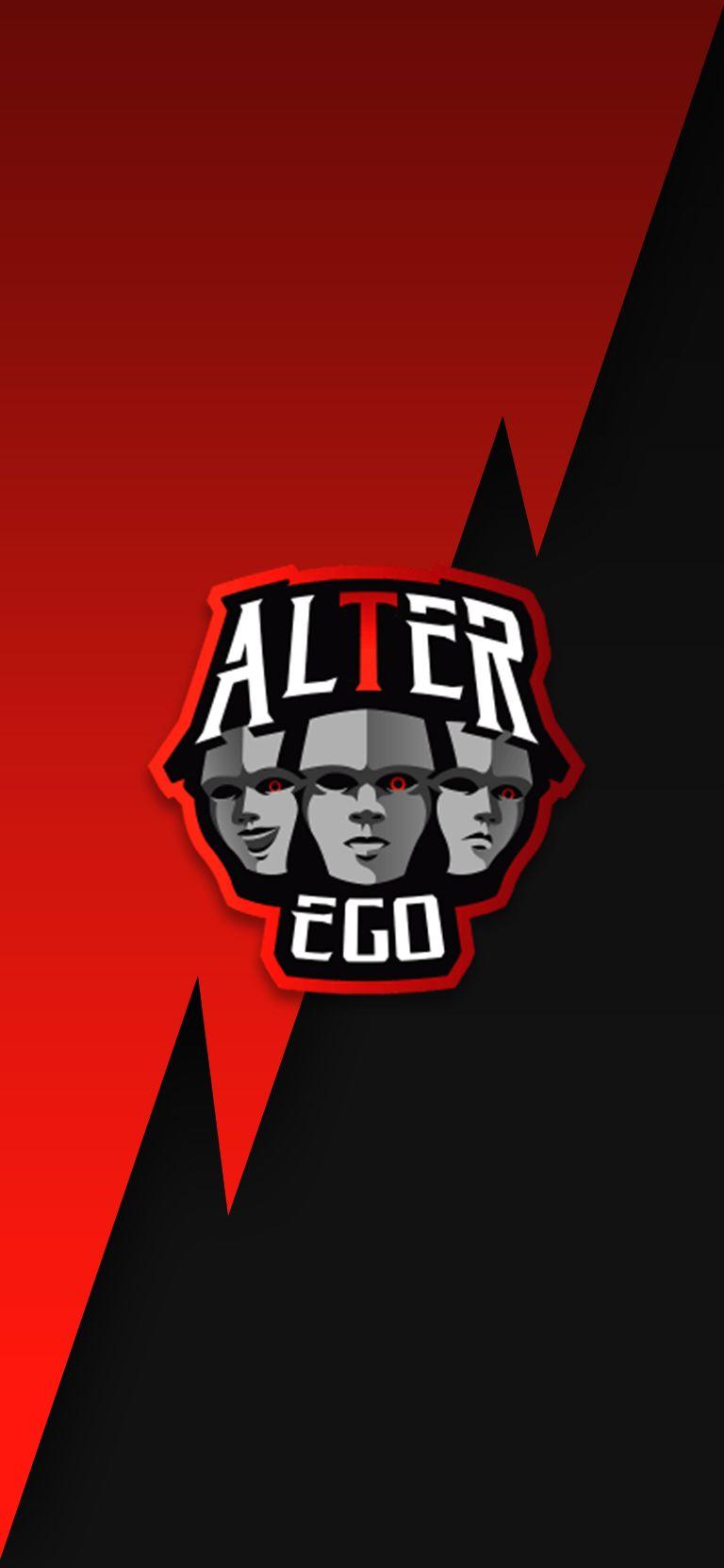 Alter Ego Esport Wallpaper Kartun Logo Hewan Wallpaper Ponsel Hd Anime boy ego wallpaper