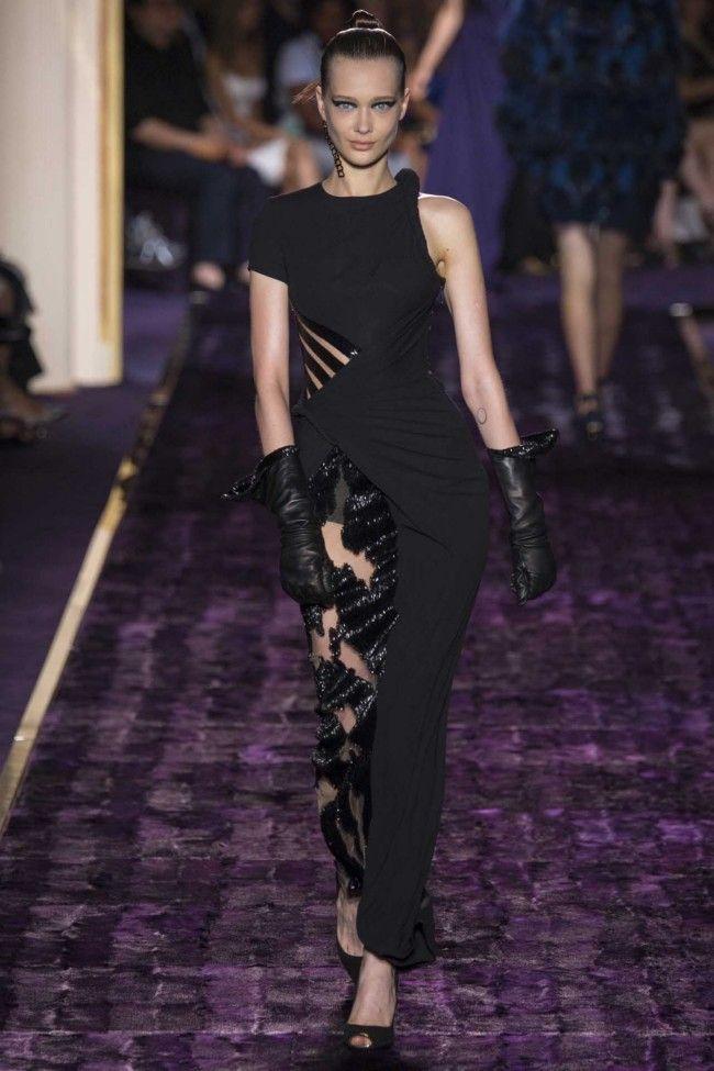 Atelier Versace haute couture autumn '14/'15 gallery - Vogue Australia