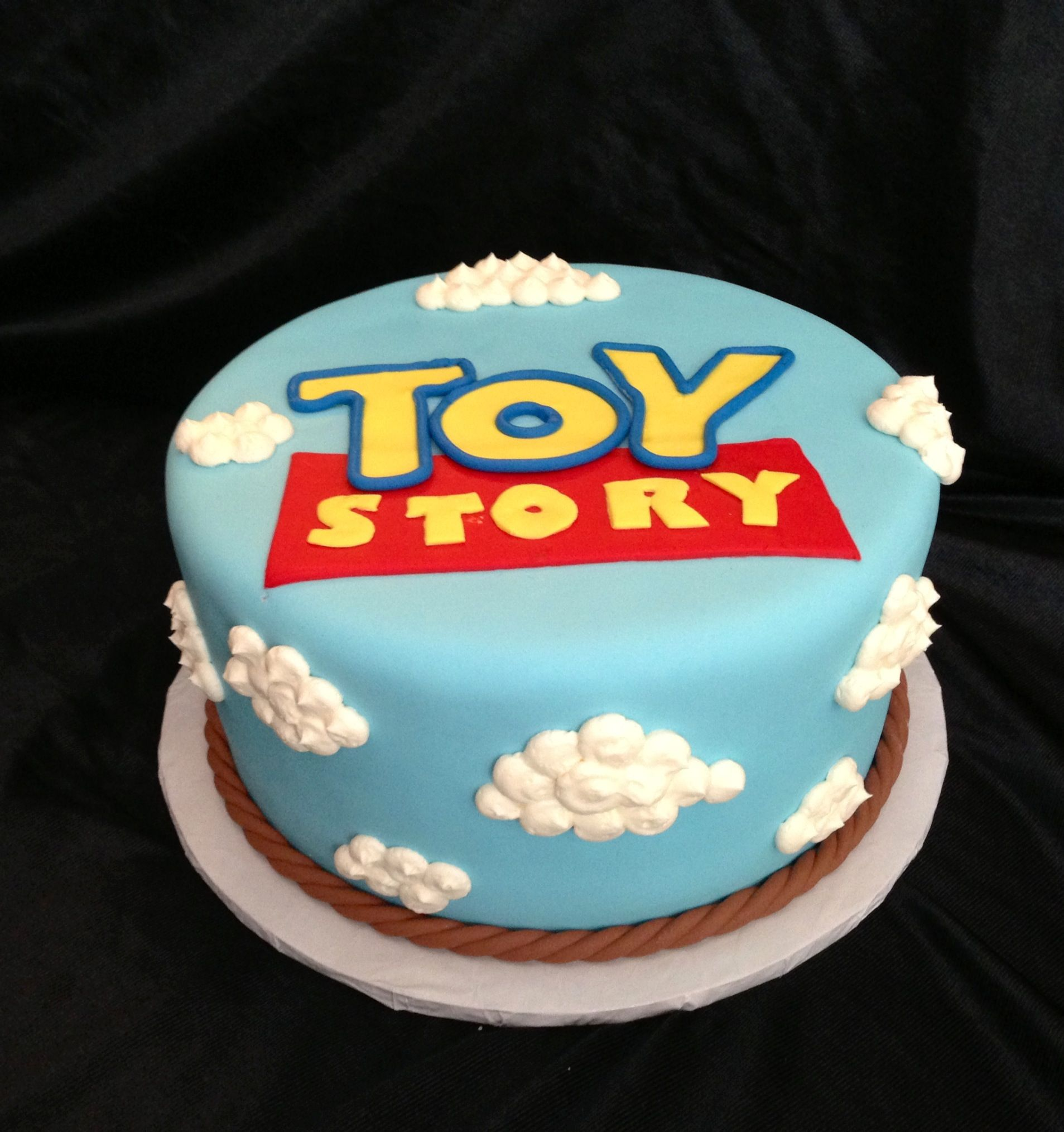 Birthday Cake Toy : Toy story birthday cake pinterest