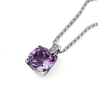 Gueule D Amour Pendant By Mauboussin White Gold Rose De