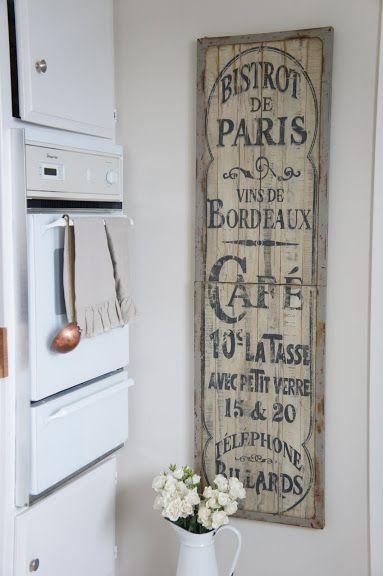 Treasures From My Kitchen Med Billeder Kokkenideer Skabeloner Ideer