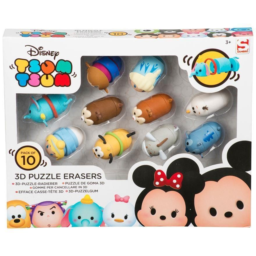 Disney Tsum Tsum Stackable Stack Em Series 3 NEW SEALED Choose Character Set