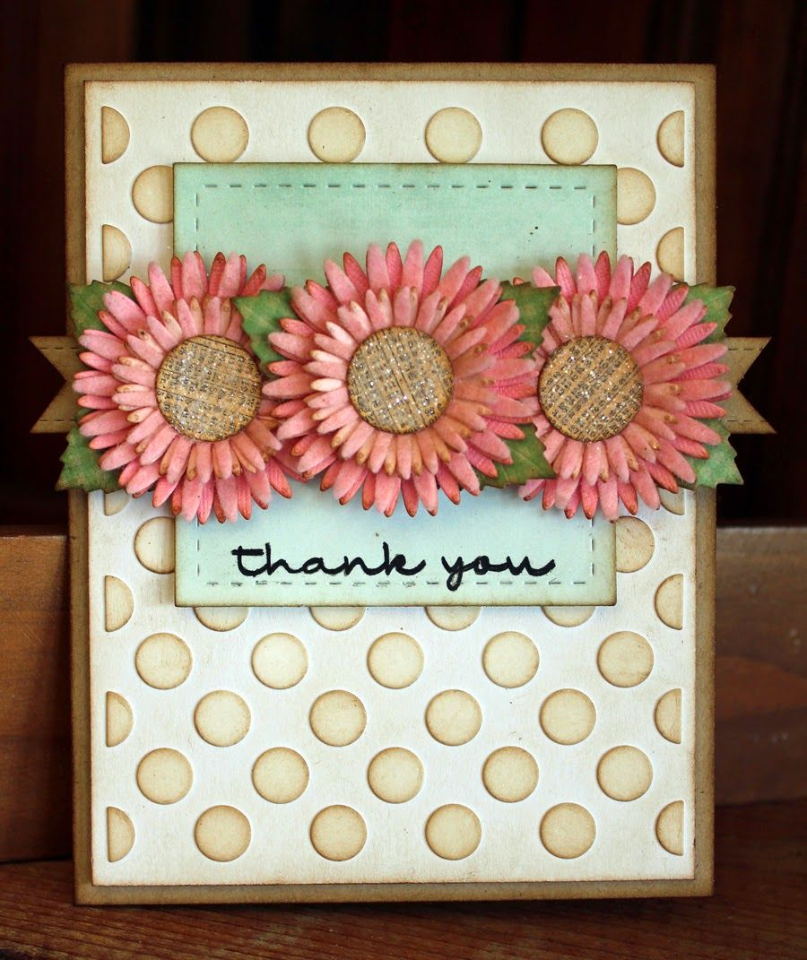 Larissa heskett designs thank you card for two mft challenges