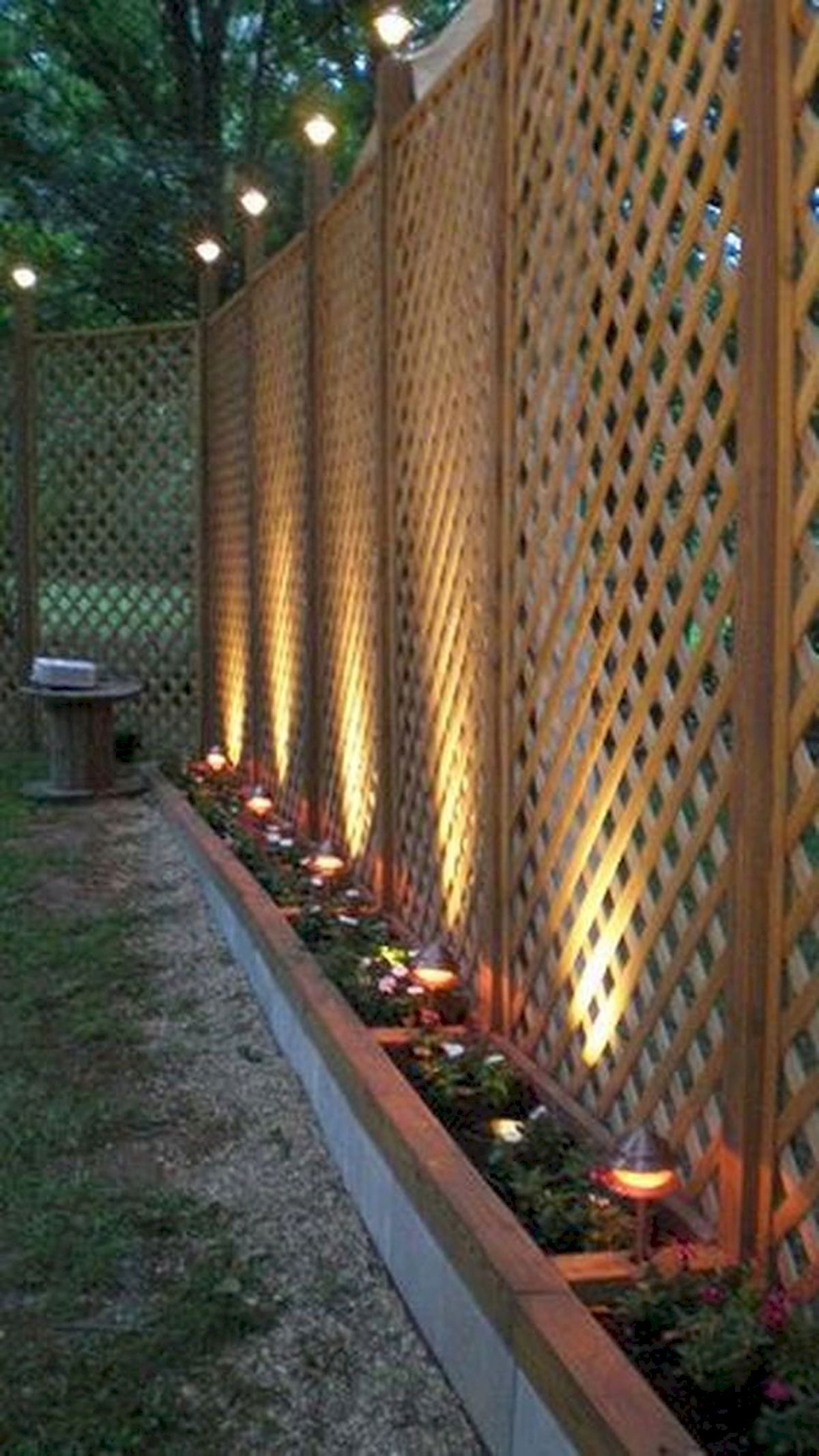 landscaping projects - fences