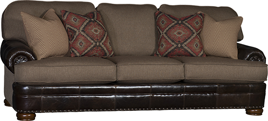 Superb Mayo Furniture 3620 Leather Fabric Sofa Cardigan Cinnamon Alphanode Cool Chair Designs And Ideas Alphanodeonline