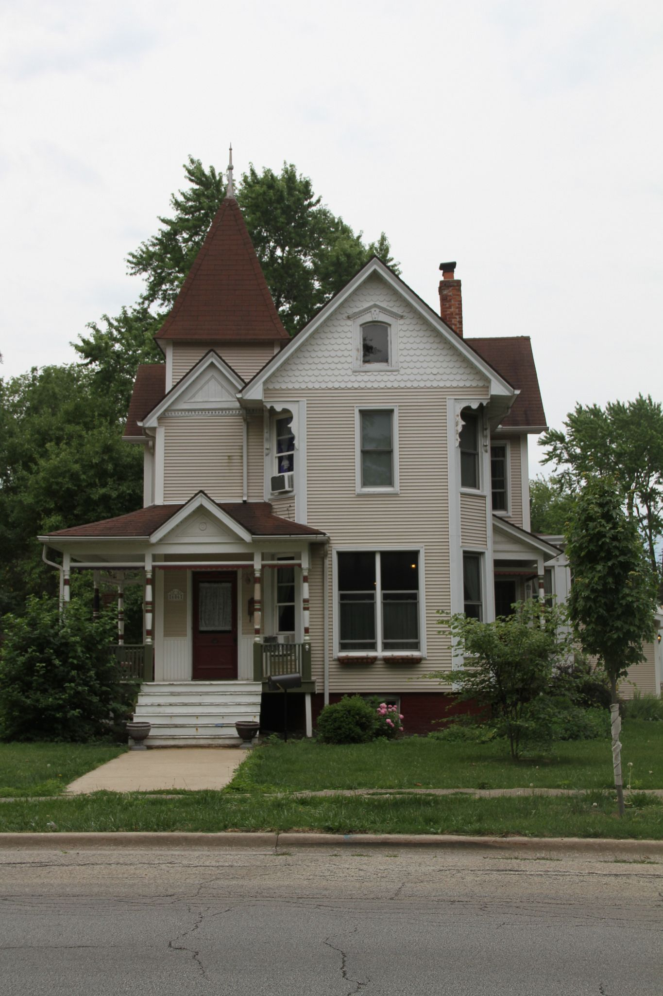 Paxton Illinois Ford County Il Victorian Homes Historic Homes Ford County