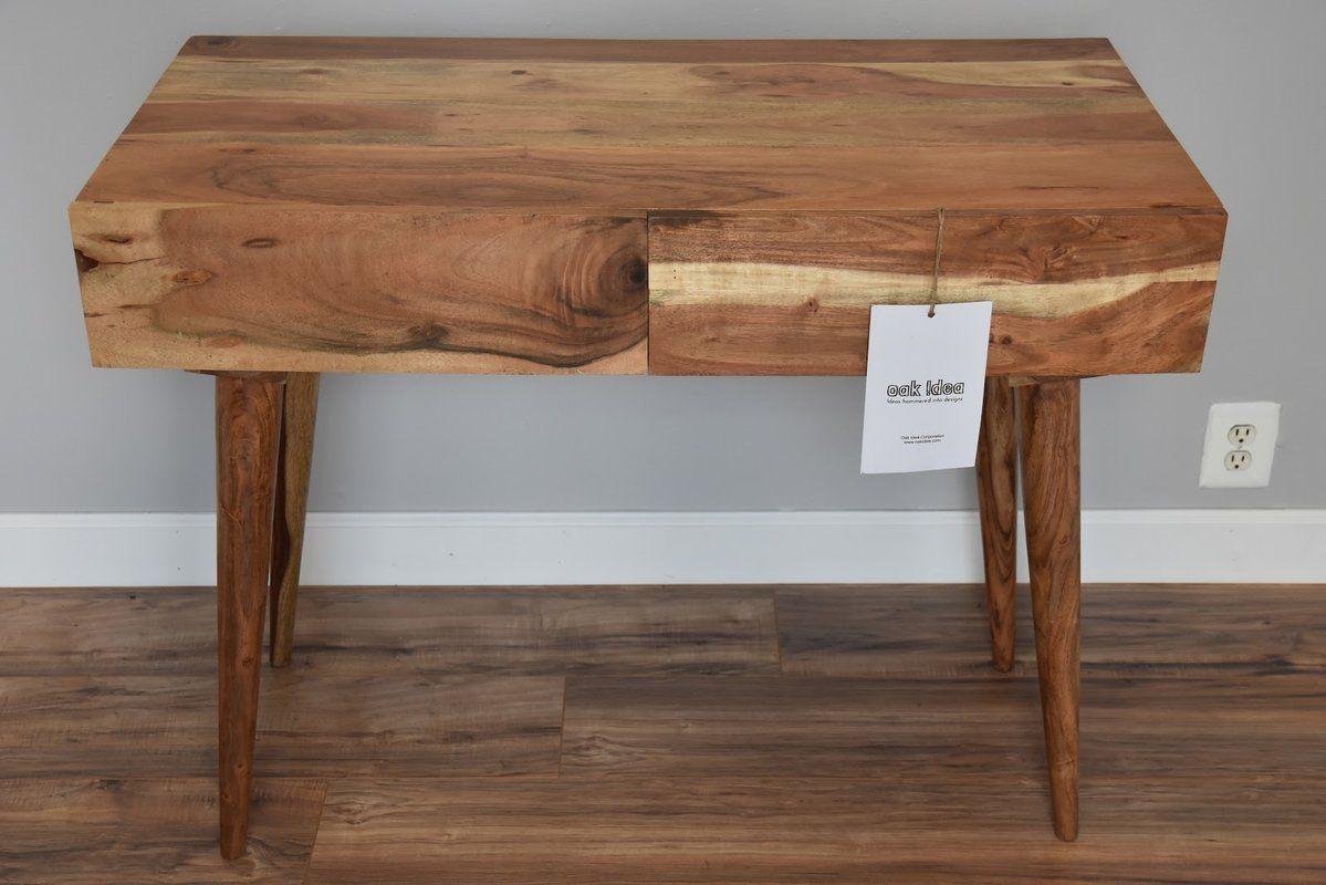 Bumgardner Solid Wood Desk Solid Wood Desk Solid Wood Writing