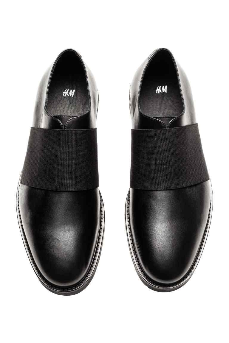 talla 40 403d9 97f9b Zapatos de piel con elástico in 2019   Step by step   Shoes ...