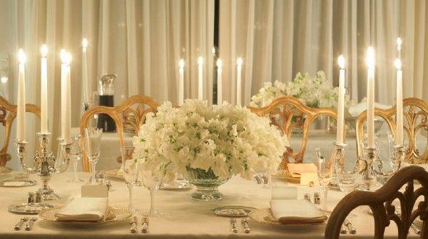 Royal Table Top Setting