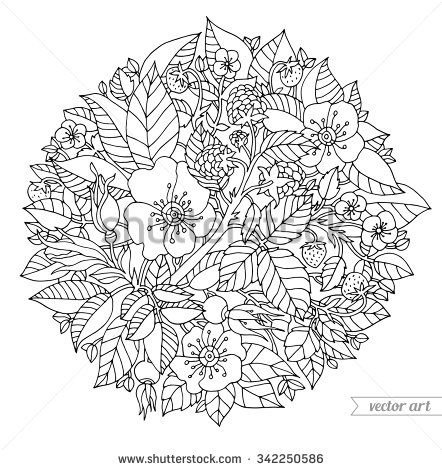 Coloring Book Artwork | Coloring Page