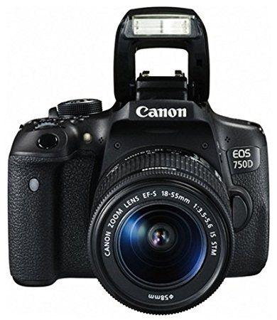 Canon - EOS 750D - Appareil Photo Numérique: Amazon.fr: Photo & Caméscopes