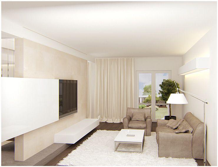 Contemporary 22 living room by 740 568 for Sala de estar antigua