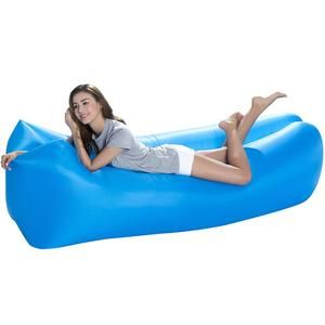 240 70cm Fast Inflatable Air Bag Sofa Camping Tce