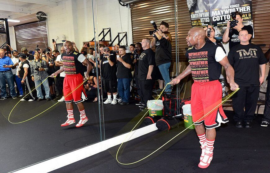 how to jump rope like a boxer wikihow