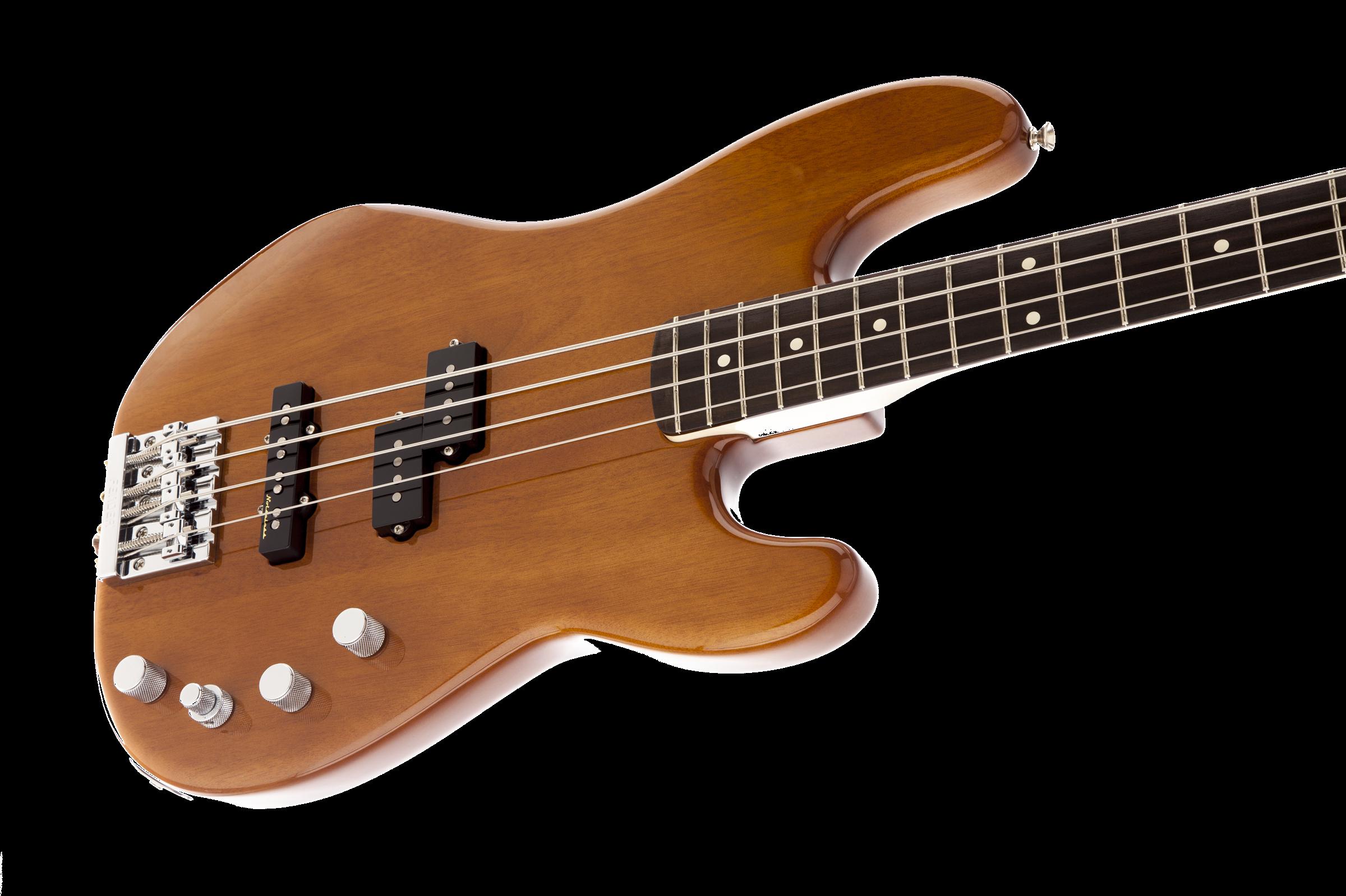 Deluxe Active Precision Bass® Special Okoume | Precision Bass® Bass Guitars | Fender® Bass Guitars