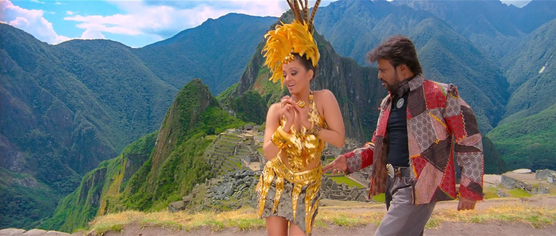 Enthiran Kilimanjaro Video Song With Images Songs