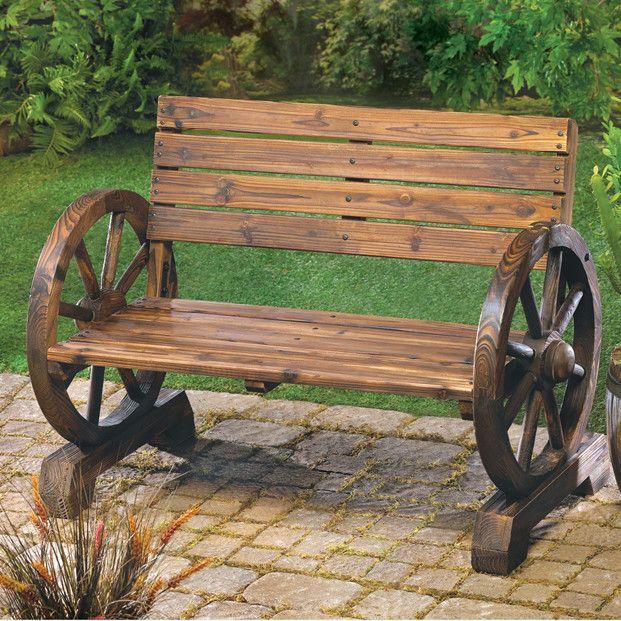 Ketcha Wood Garden Bench Banco De Jardim Madeira Jardins De