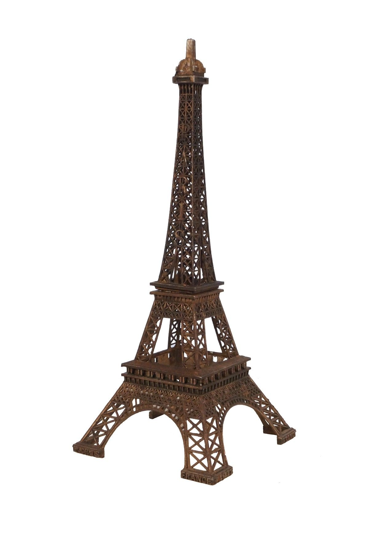 Look At This Metal Eiffel Tower Décor