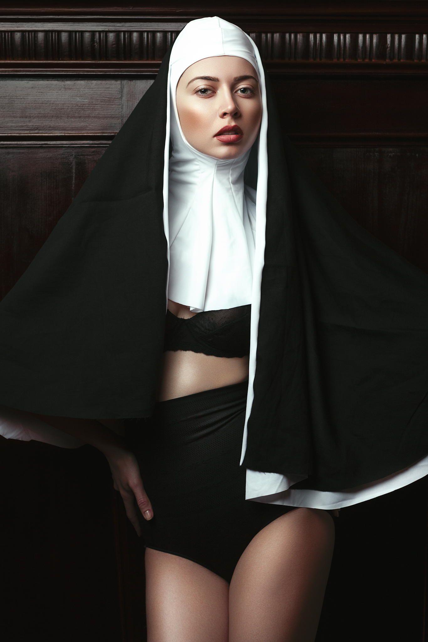 Dismantling Nun. part I by Daniel Ilinca on 500px Artist