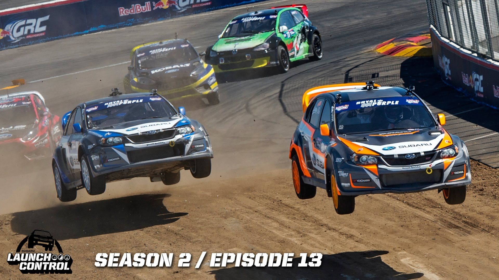 Launch Control Rallycross Rush in LA and Seattle Episode 2 13
