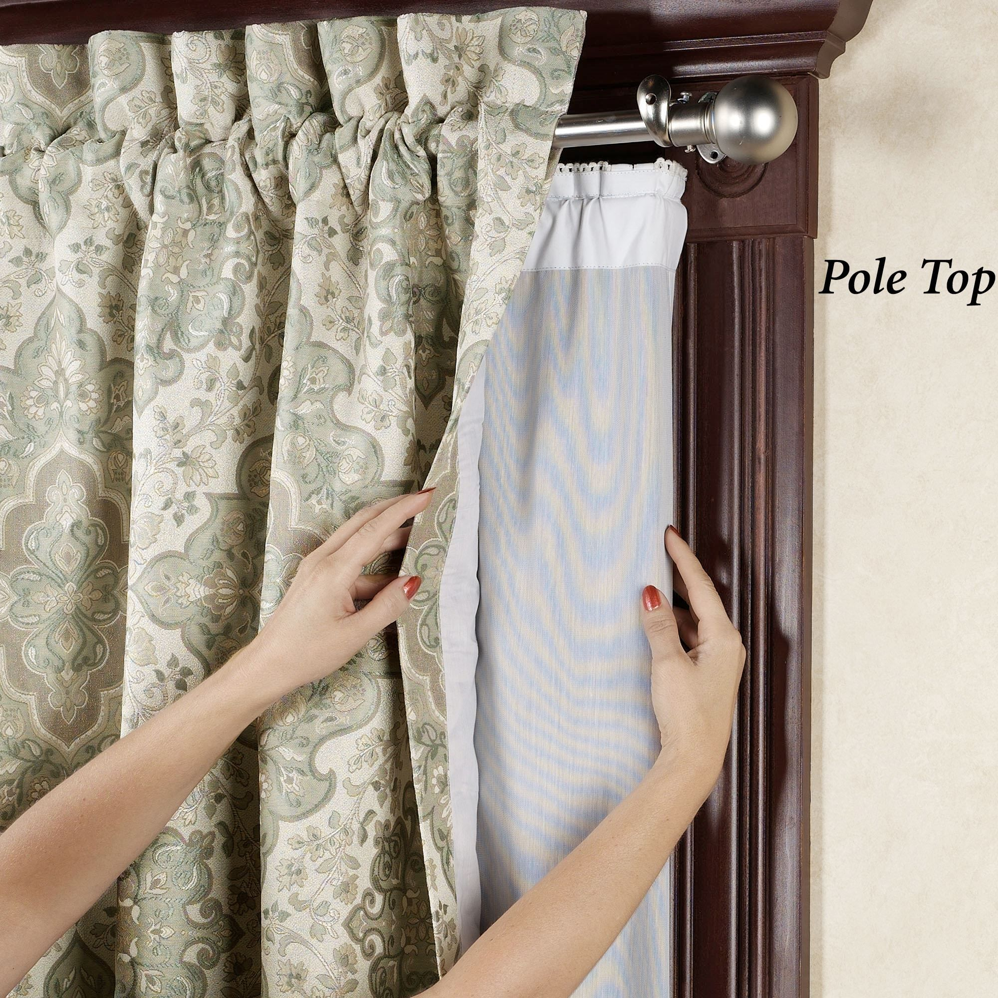 Ultimate Blackout Curtain Panel Liner Thermal Curtains Curtains