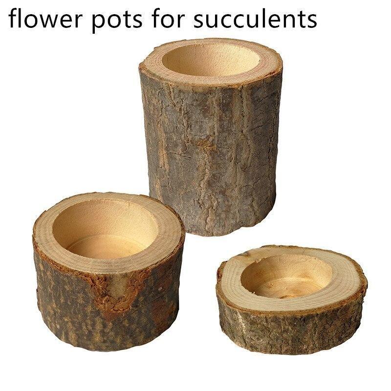 Wooden Flower Pot Or Candlestick Environmental Plant Pot Wooden Flower Pot Design Wooden Flower Pot Or Candlestick Environmental Plant Pot In 2020