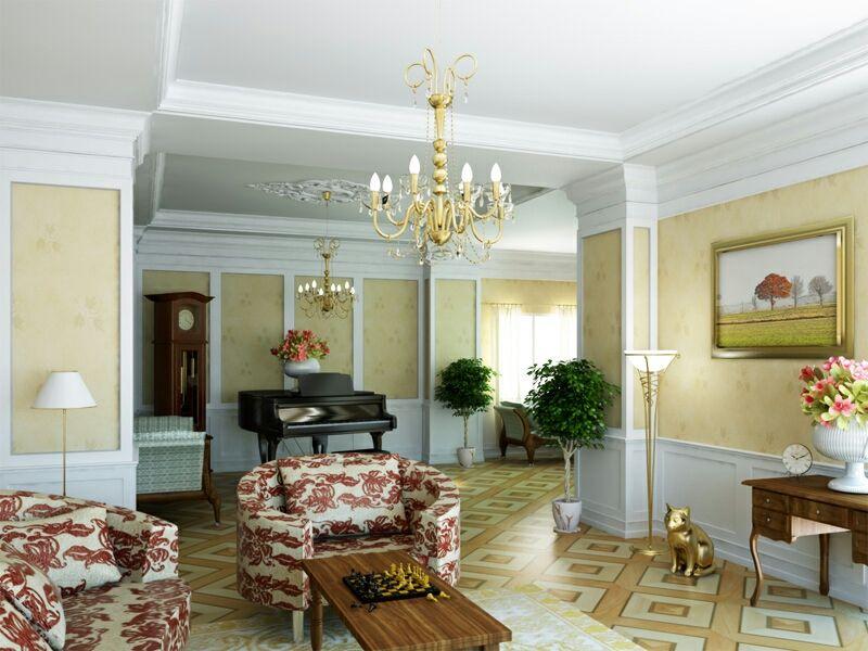 48 Koleksi Gambar Interior Rumah Eropa Modern Terbaru