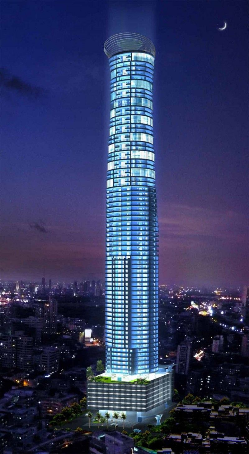 Shreepati Skies Tallest Building Design In Mumbai India