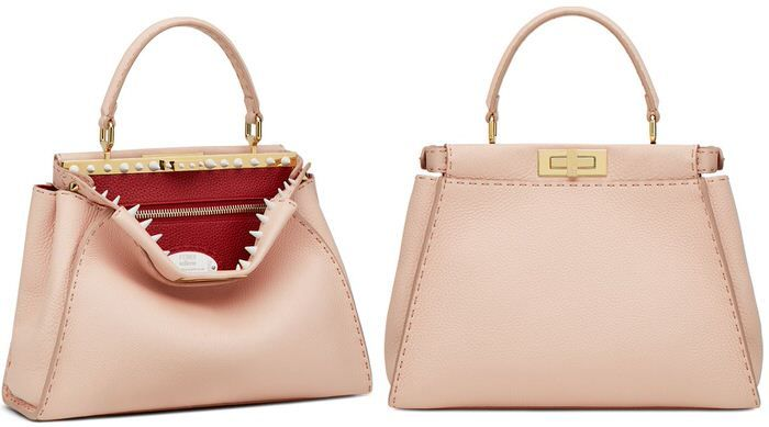 Fendi 50 Years In Japan – Celebrates With A Special Peekaboo Collection c37a8949b8073