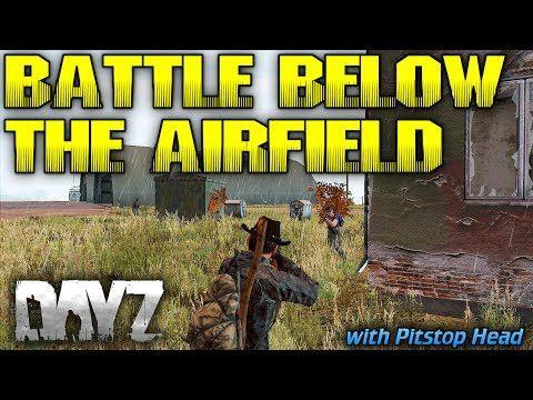 Battle Below The Airfield Part 1 Dayz Standalone Gameplay In