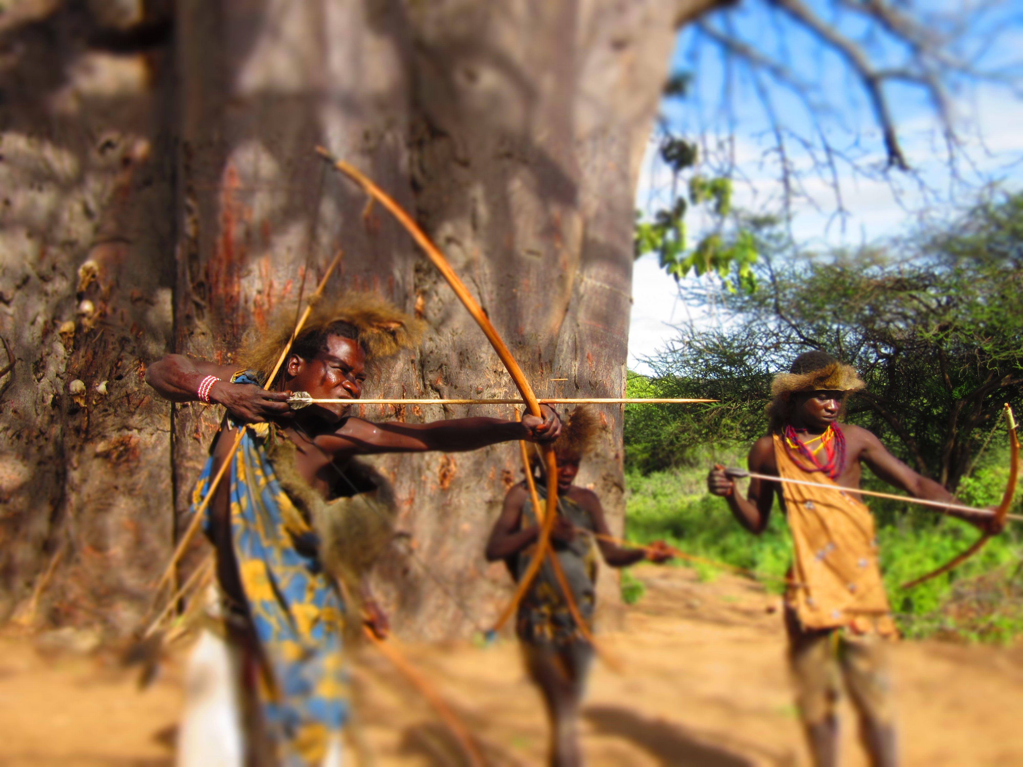 Tracking the Hadzabe: One of Africa's Last Nomadic Bush Tribes