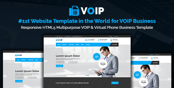 Voip responsive html5 multipurpose voip virtual phone business voip responsive html5 multipurpose voip virtual phone business template technology http wajeb Choice Image
